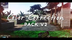 Rehza Color Correction Pack v2! [April 27th 2016]