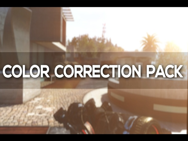 Rehza Color Correction Pack ! (25 CC's) [5th December 2015]