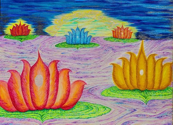 Divine Alignment:Amitabha