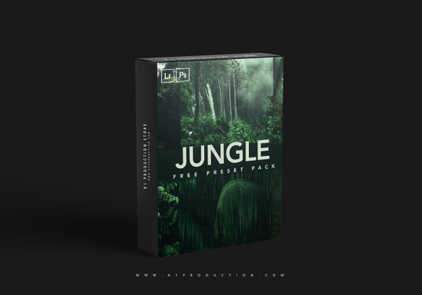 FOREST/JUNGLE PRESET PACK