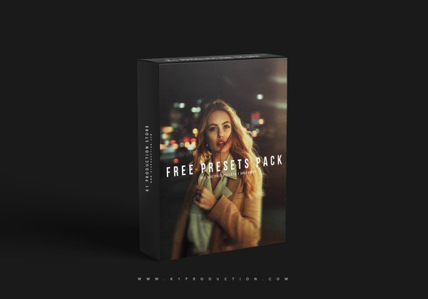 PACK OF FREE PRESETS