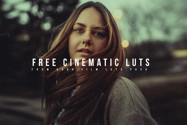 FREE CINEMATIC LUT
