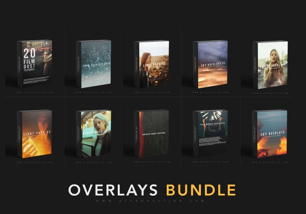 OVERLAYS BUNDLE | 10 PACKS