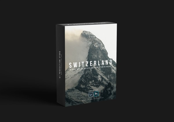 SWITZERLAND Preset Pack