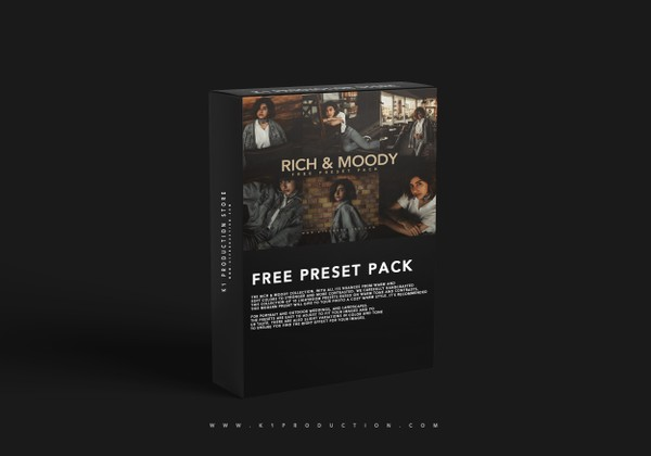 RICH & MOODY PRESET PACK