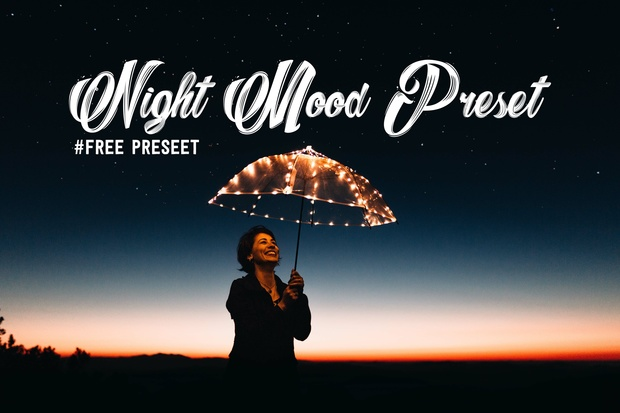 Night Mood FREE PRESET