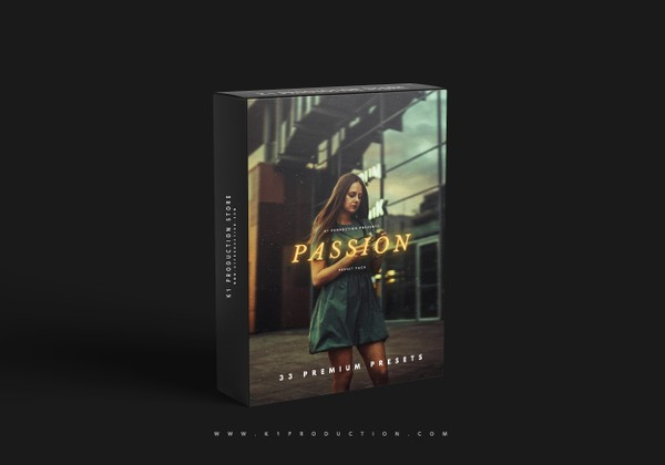 Passion Preset Pack