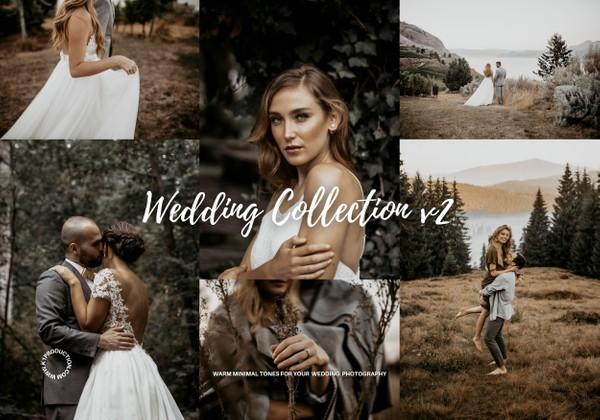 WEDDING PRESET PACK V2