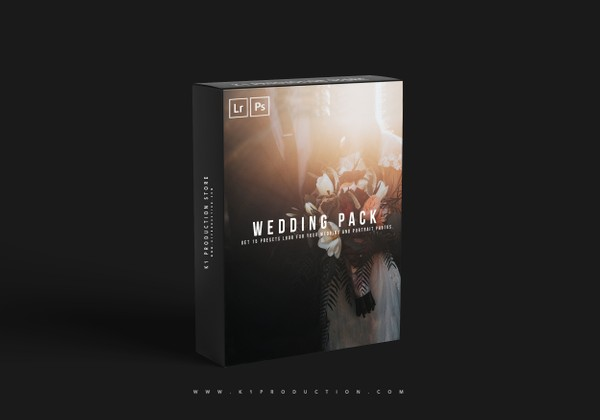 K1 WEDDING PRESET