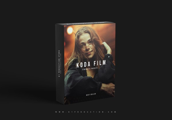KODA FILM PRESET PACK | CINEMATIC PRESETS