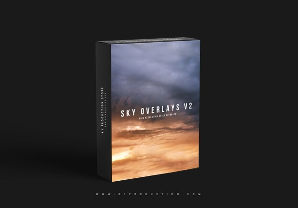 Sky Overlays Package V2