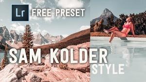 FREE SAM KOLDER PRESET