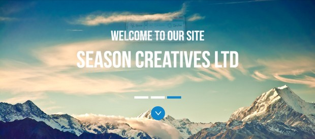 Season page- Creatives ltd