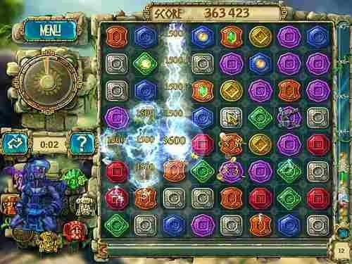 The Treasures of Montezuma HD 3 + Licence