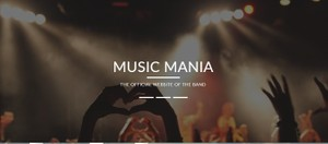 Landing Page - Word of music mania