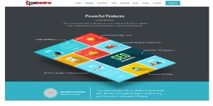 Freelanceiros - Landing Page Template Business