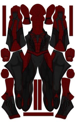 Superior Spider-Man PS4 Design