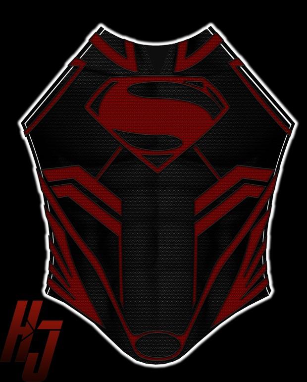 New 52 Superboy (MOS Movie Inspired)