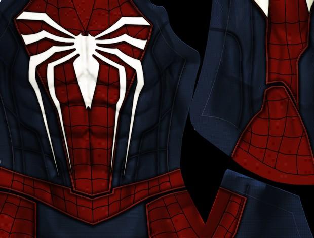 Spider-Man PS4 Design