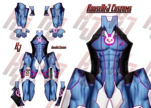 Zero Suit DV.A Male