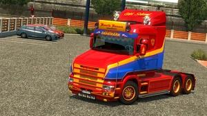 Henrik Hansen Skin for Scania T4