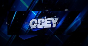 OBEY (PSD+C4D)