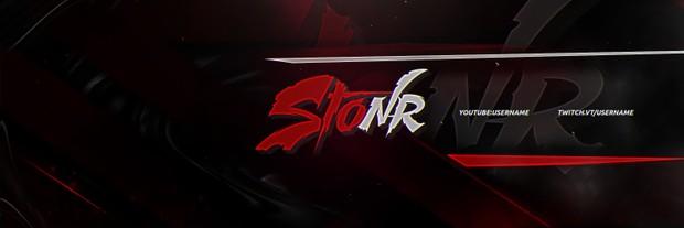 StonR Header PSD