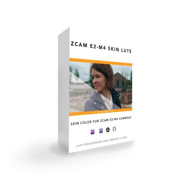 ZCAM E2-M4 Skin LUT pack