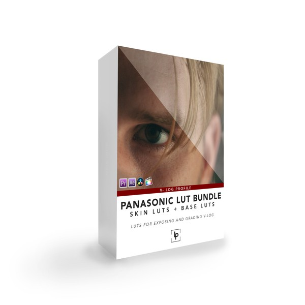Panasonic LUT Bundle