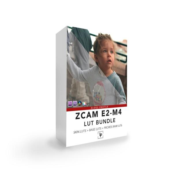 ZCAM E2-M4 LUT Bundle