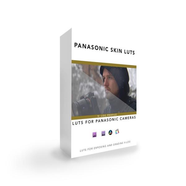 Panasonic Skin LUT Pack