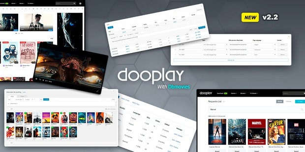 Dooplay 2 2 2 + IMDB API (build 1 3) - WordPress Theme (Unlimited License)