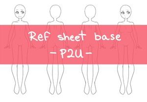 Ref Sheet Base