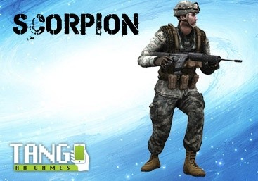 SOLDIER SCORPION
