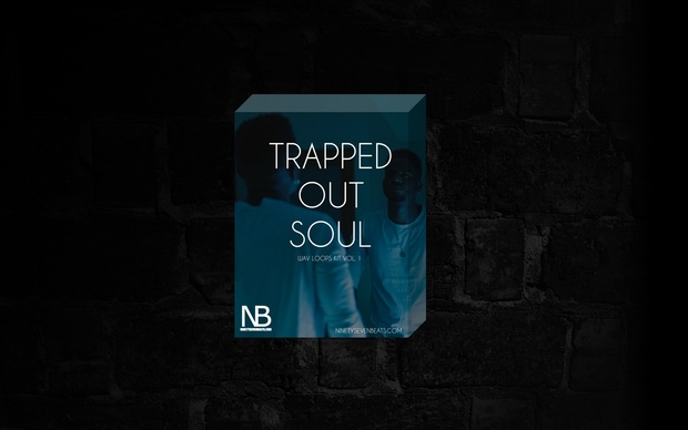 Trapped Out Soul WAV Loops Kit