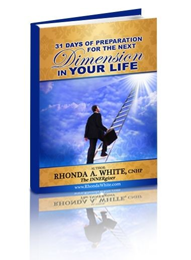 The 31 Days of PREPARATION for the Next Dimension in Your Life!