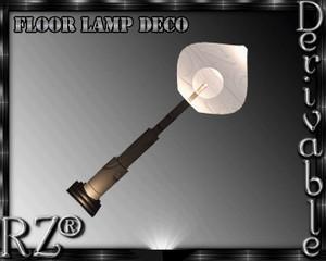 59. Floor Lamp Mesh Furniture