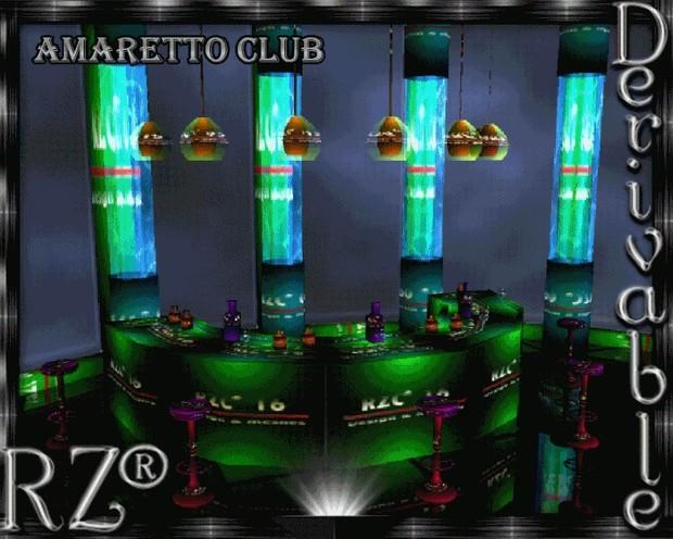 68. AMARETTO CLUB Mesh Room