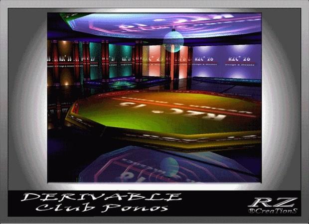 61. Club Ponos Mesh Room