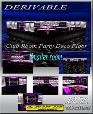 7. Deco Floor Small