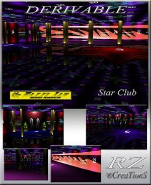 8. Star Club Mesh Room PROMO