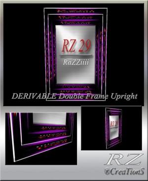 49. Frame Upright Mesh Furniture