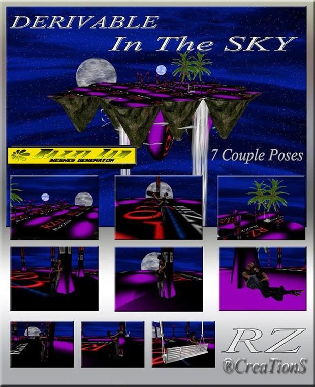 6. In The SKY Mesh Room PROMO