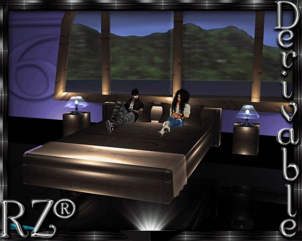 64. Apartment Furniture With Poses Mesh Room