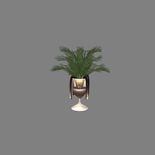194. Practico Pot Tree Furniture Mesh