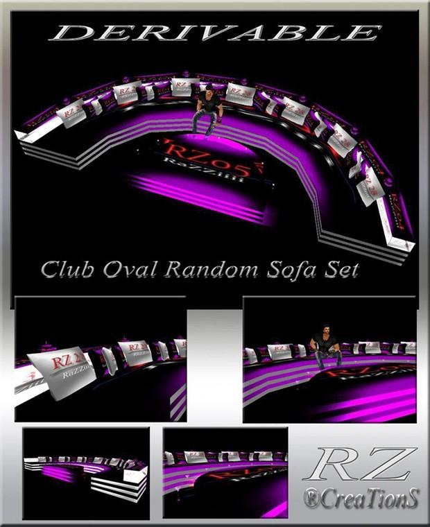 48. Rand Sofa Club Mesh Furniture