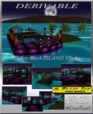 9. Ice Rock Island Mesh Room PROMO