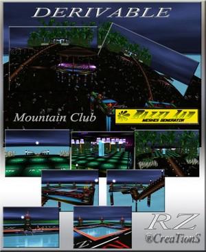 11. Mountain Club Mesh Room