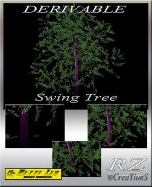 88. Swing Tree Mesh Furniture