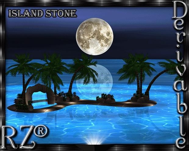 41. Island Stone Mesh Furniture